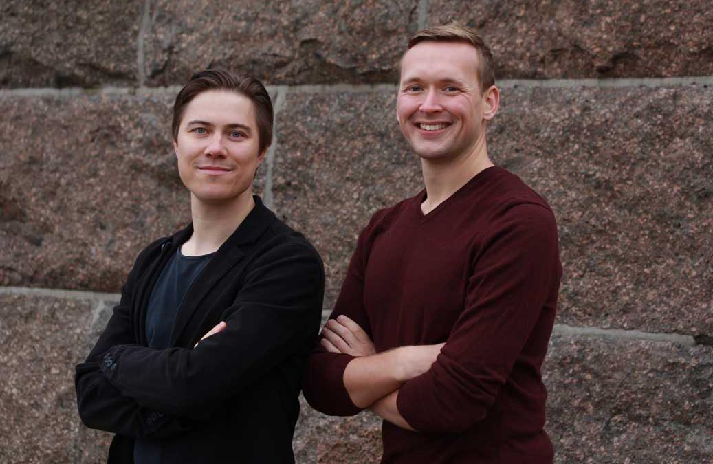 Wir stellen uns vor – Die Vereinsstrategen Martin und Pascal