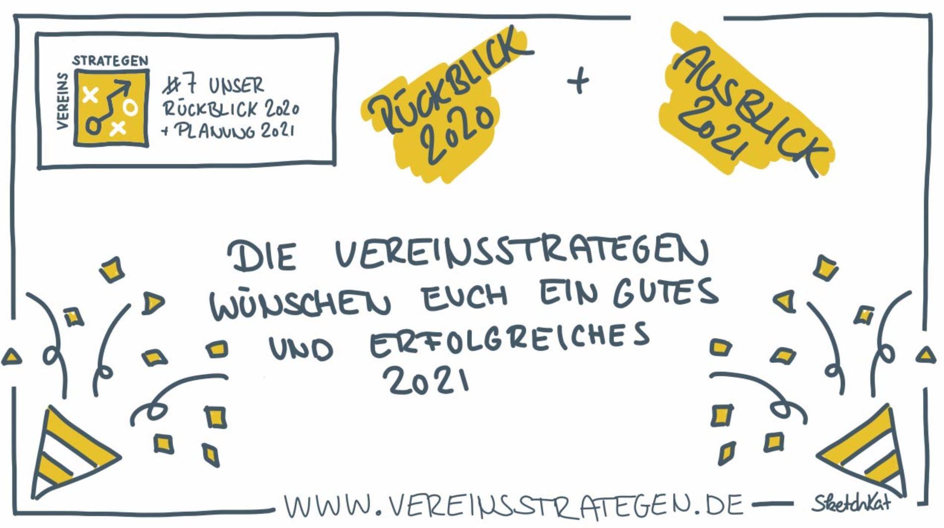 Unser Jahresrückblick 2020 und was wir 2021 planen