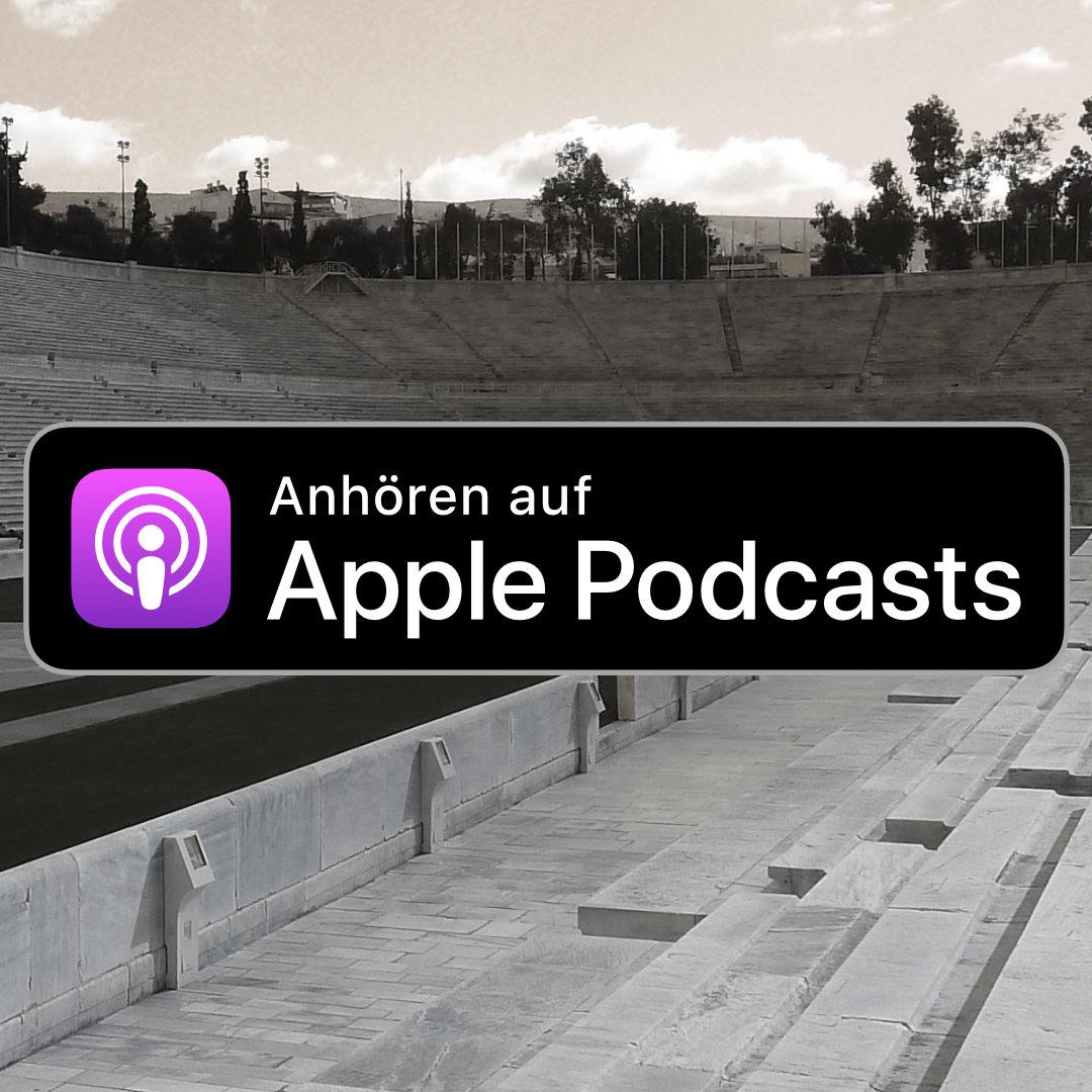 Vereinsstrategen Podcast auf Apple Podcast